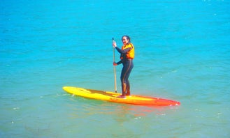 Paddleboard Rental and Courses in Montanejos
