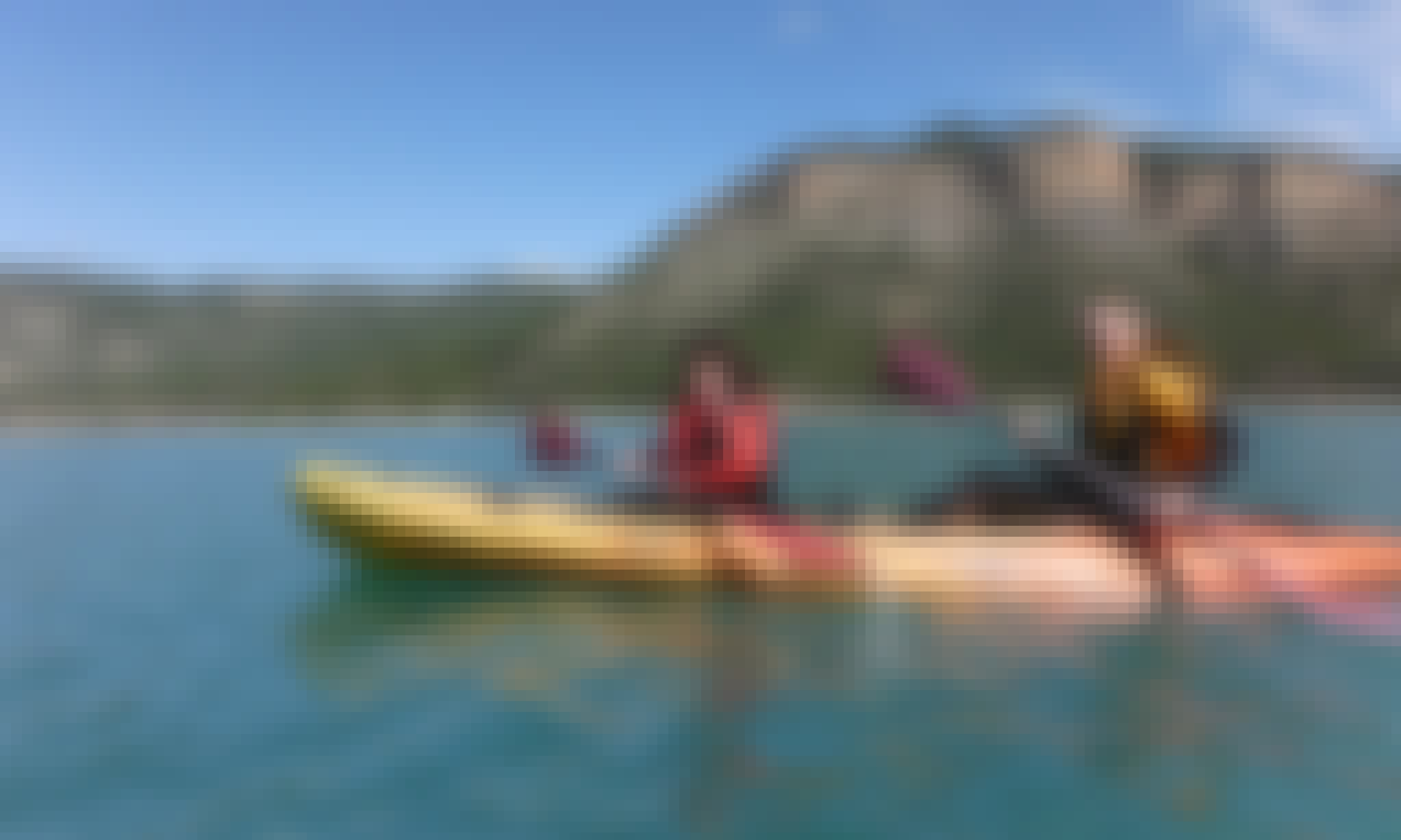 Double Kayak Tours and Rental in Montanejos, Spain