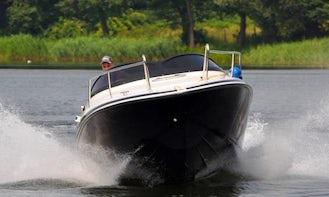 """""""Viva 606 Open"""" Boat Charter in Giżycko"""