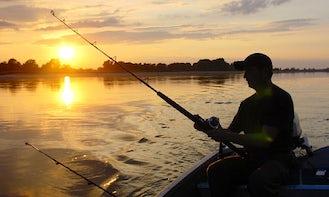 Fishing Trips in the Krutynia River