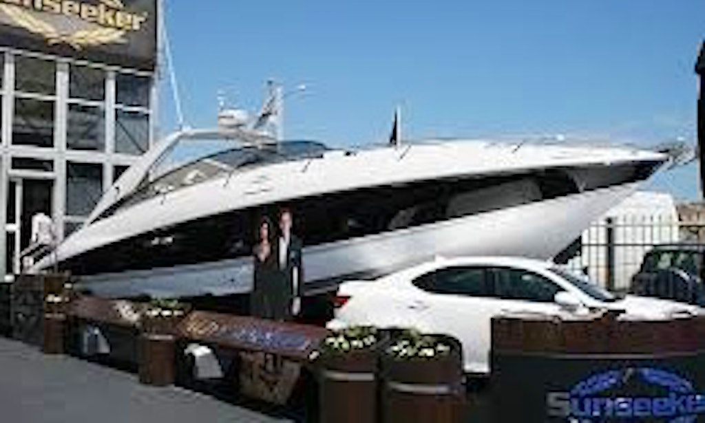 50ft Sun Seeker Supper Hawk Motor Yacht In New York New