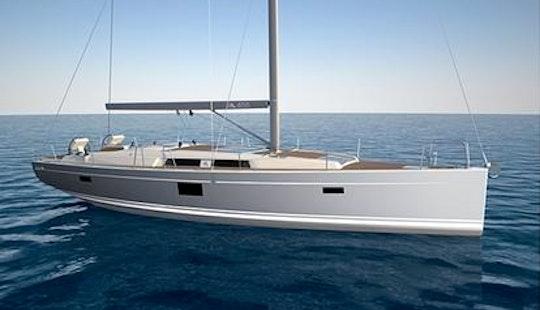 Hanse 455 Sailing Yacht Charter In Pula
