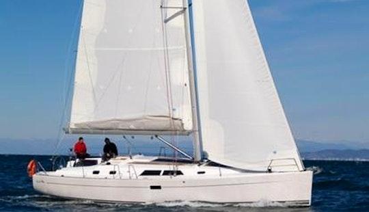 Hanse 430 Sailing Yacht Charter In Pula
