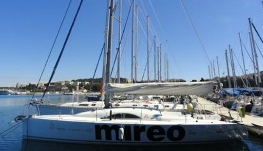 Archambault 40 Sailing Yacht Charter In Pula