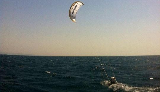 Private Kitesurfing Lessons In Tarifa, Andalucía