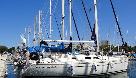 Elan 333 - Gal Sailing Yacht Charter In Pula