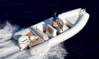 Zodiac Medline 580 Boat Hire in Pula