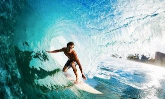 Surf Board Hire in Tshani Eastern Cape