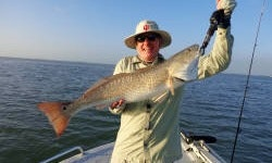 Guided Fishing Charter On 23ft
