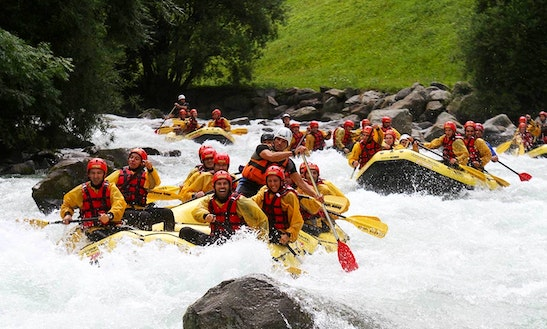 Rafting Trips In Commezzadura