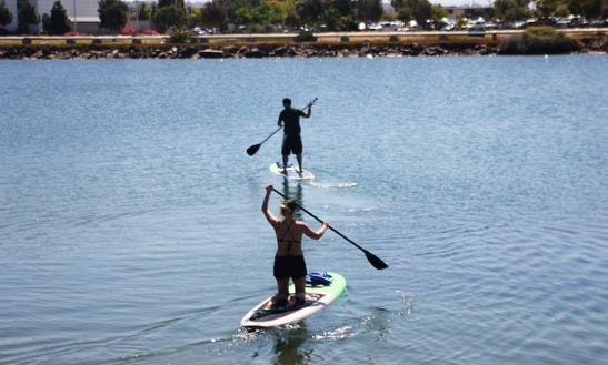 Paddleboard & Surf Lessons & Rental In San Diego, California