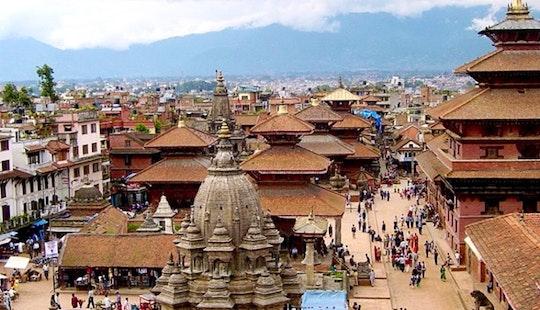 Exciting City Tour In Kathmandu, Nepal