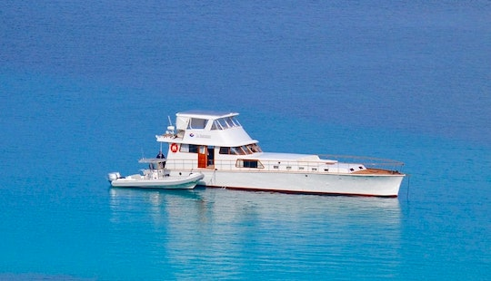 80' Sailing Mega Yacht Charters In St. Thomas, U.s. Virgin Islands