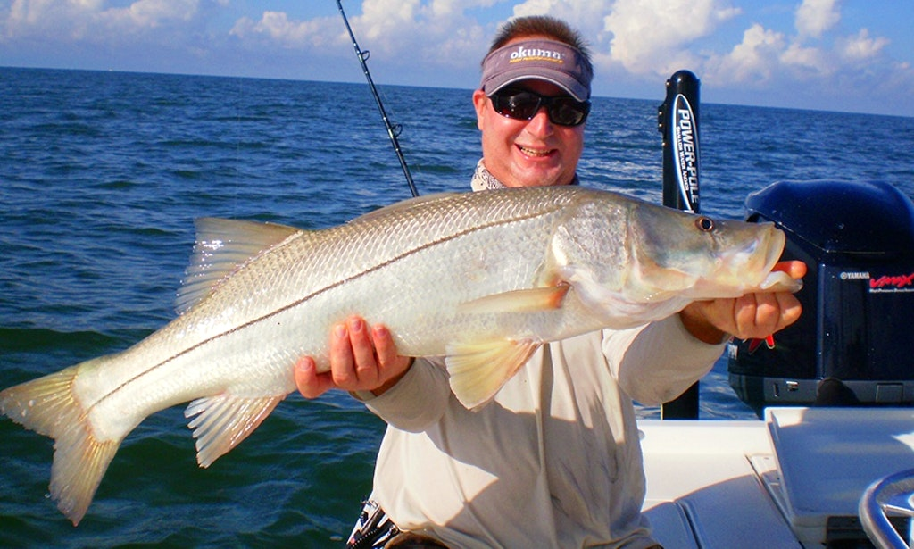 enjoy fishing in bonita spring florida with captain steve