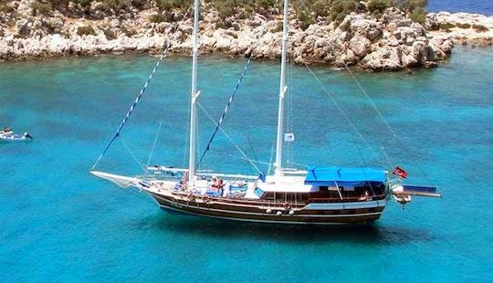 Island Boat Trips In Ölüdeniz Belediyesi