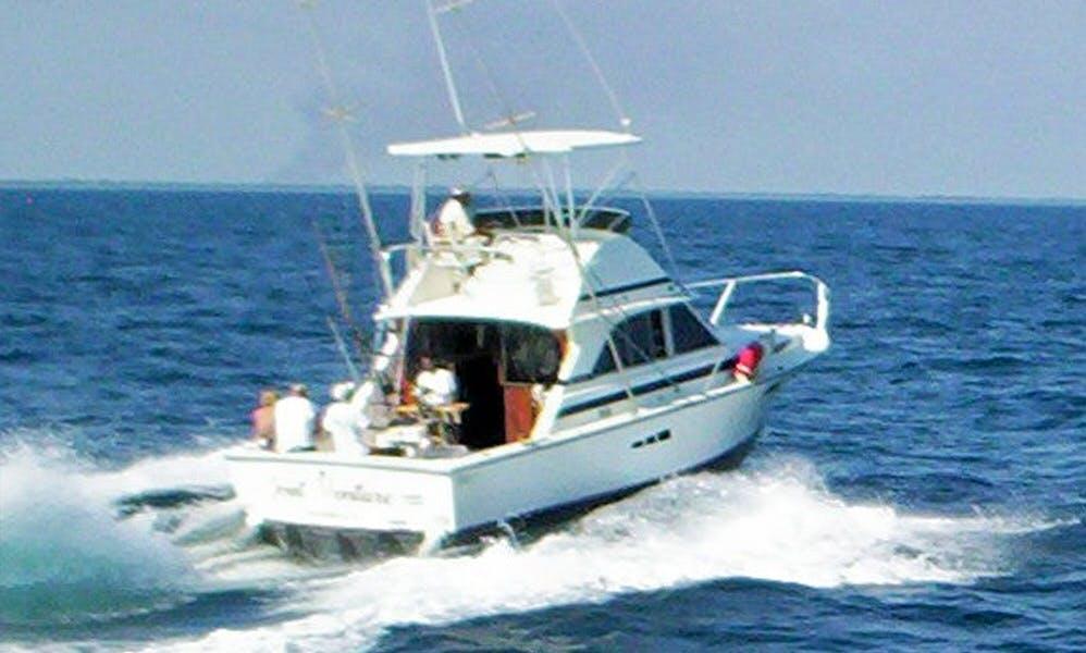 "Fishing Trip Charter ""Joint Venture"" In Guatemala"