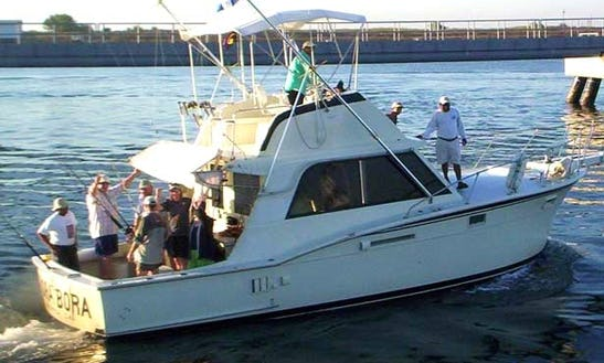 37' Hatteras Fishing Charter