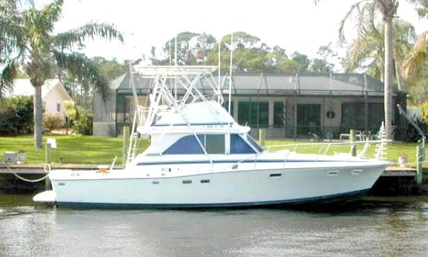"""37' Fishing Trip Chater """"Billing Time"""" In Guatemala"""