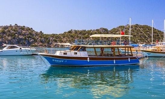 Koray 3 Boat Tours In Antalya