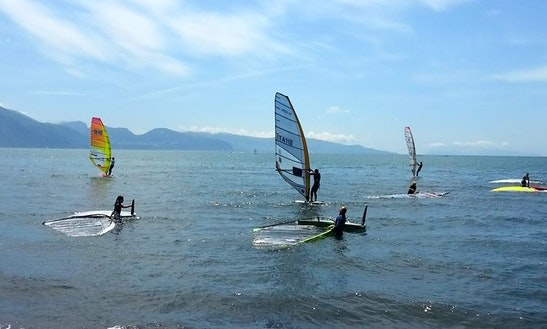 Windsurfing Lessons In Bacoli