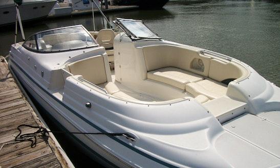 Enjoy Fort Lauderdale, Florida On 22' Chris-craft Sport Deck Boat