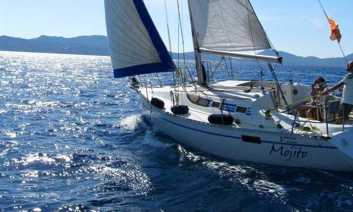 The 'Mojito' Boat Cruises in Stintino