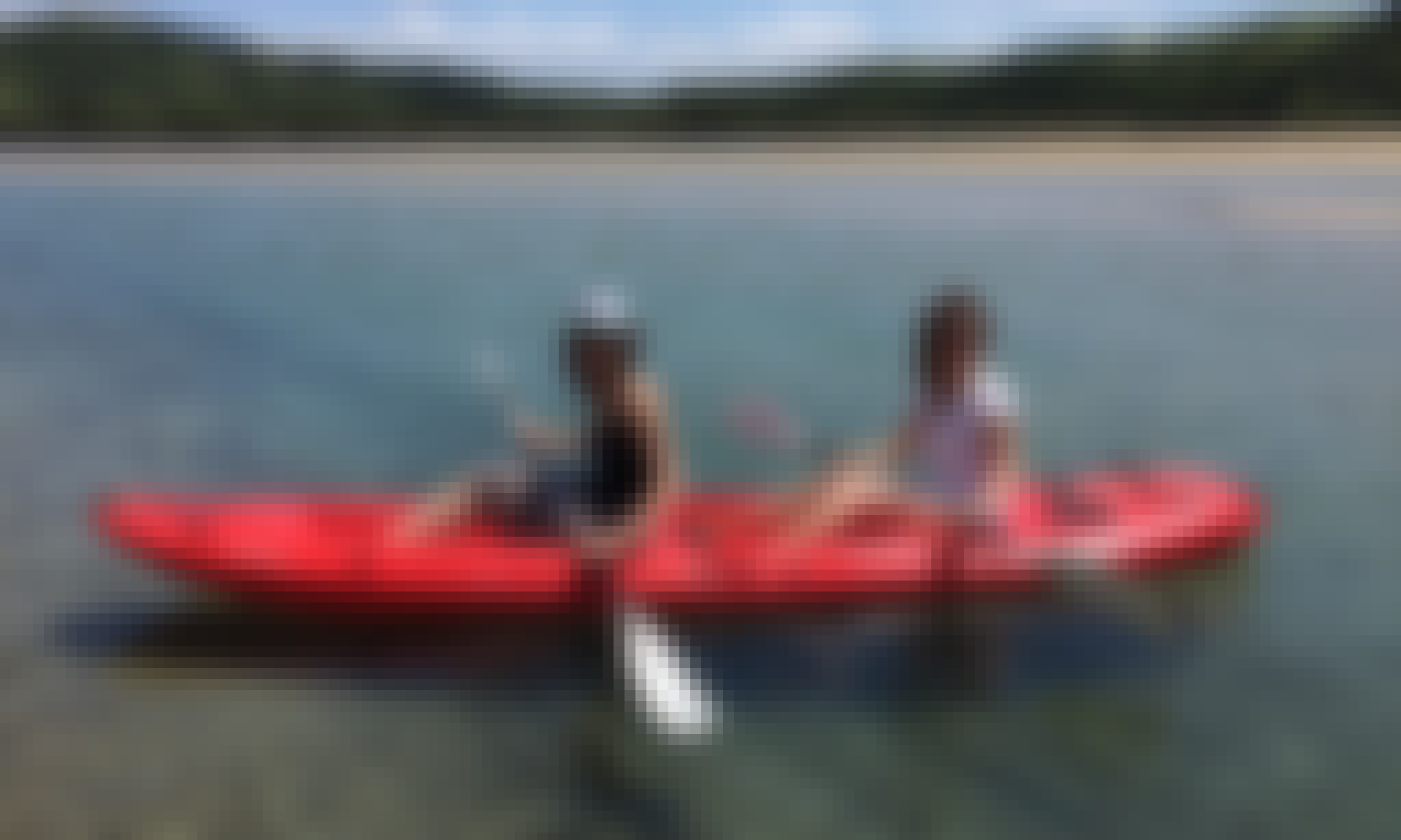 Double Kayak Hire & Tours in Tshani Eastern Cape