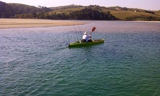 Single Kayak Hire & Tours in Tshani Eastern Cape