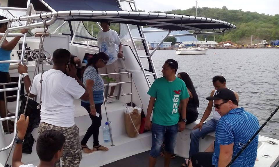 Fishing Trips in Diego Martin, Tobago