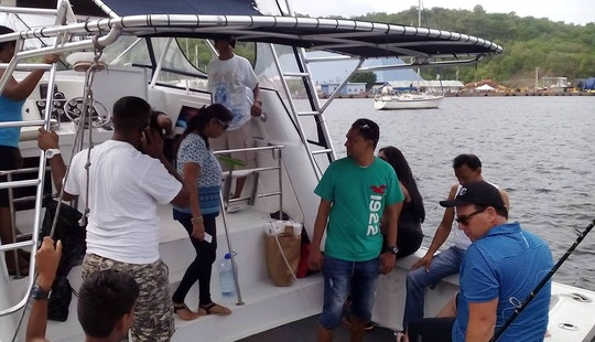 Fishing Trips In Diego Martin, Tobago