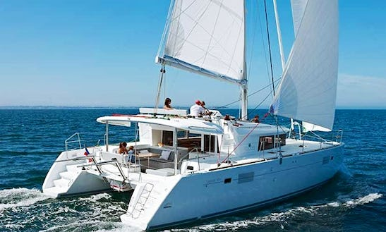 Catamaran Lagoon 450 Luxury