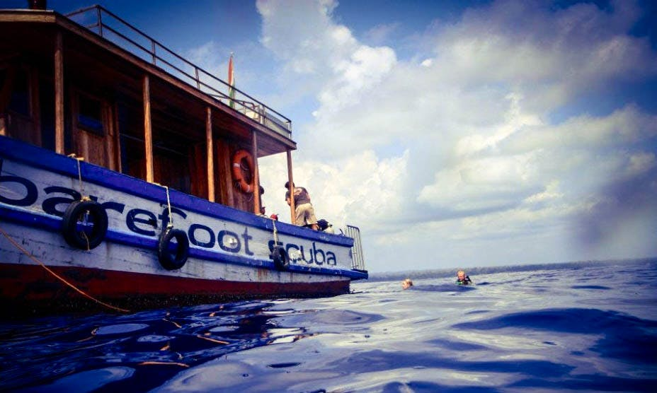 Diving Trips & Courses in Andaman
