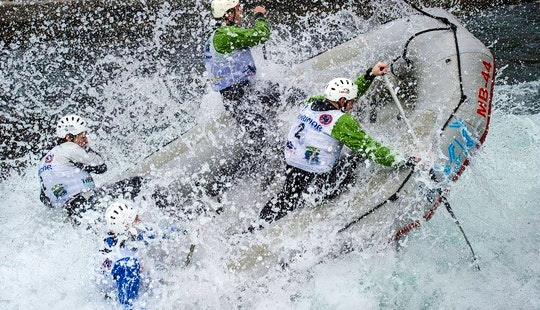 Rafting In Malečnik