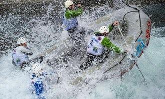 Adrenaline Pumping Rafting Adventure in Maribor, Slovenia
