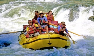 White Water Rafting Adventure on Koprulu Canyon with Professional Guides!