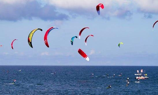 Kitesurfing Lessons In Gdańsk