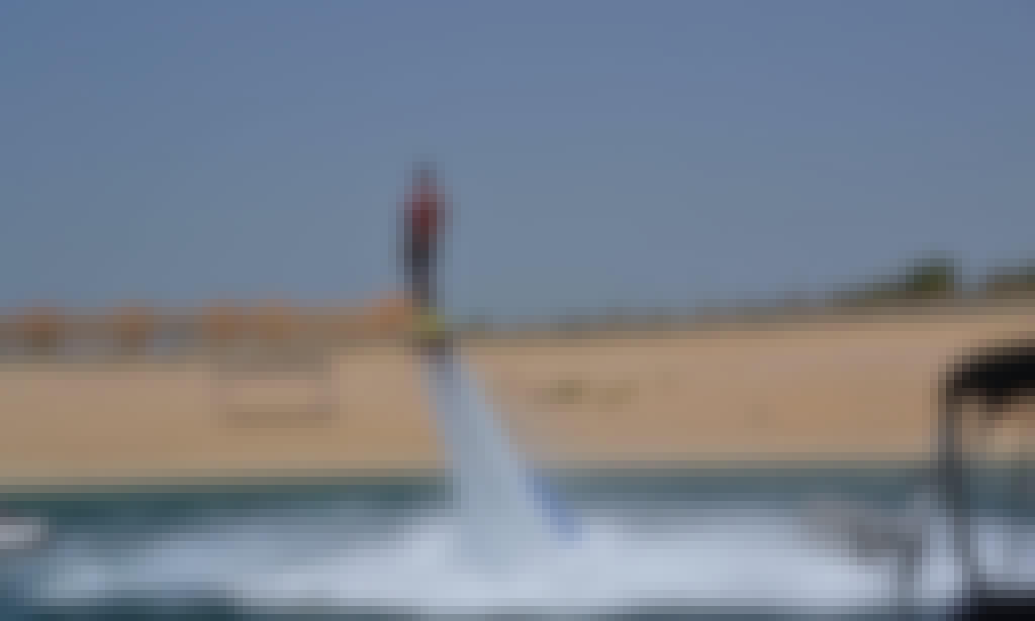 Flyboarding in Abu Dhabi