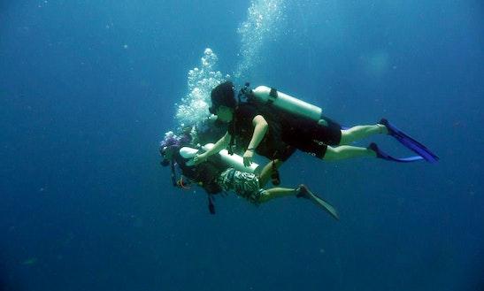 Diving Trips In Phuket