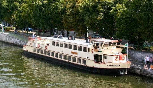 Maastricht Cruise Tour In Maastricht