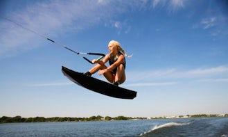 Wakeboarding in Tisno
