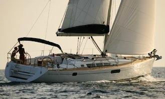 Sun Odyssey 49 i Yacht Charter in Bibinje