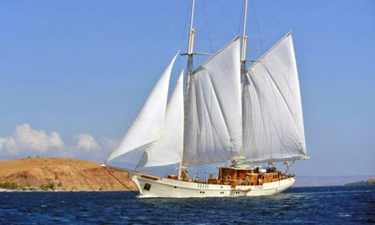 Schooner 150 Sailing Mega Yacht Charter In Tambon Mai Khao