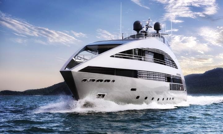 Foster and Partners 41M Mega Yacht Charter in Tambon Mai Khao