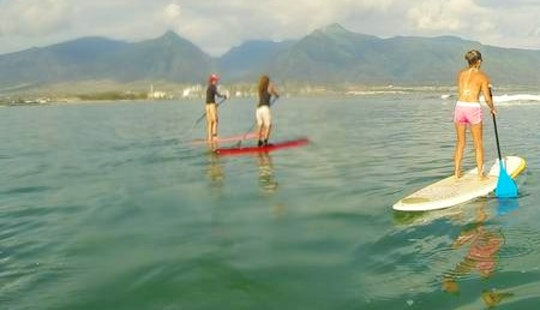 Paddleboard Rental & Lessons In Kahului, Hawaii