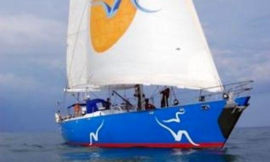Cocal 75 Sailing Mega Yacht Charter In Tambon Mai Khao