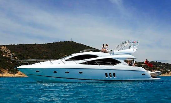 Sunseeker Manhattan 60 Mega Yacht Charter In Tambon Mai Khao
