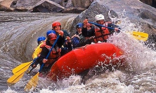 Rafting Trips In Cottonwood Heights, Utah