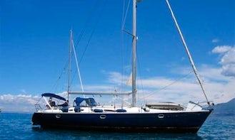 Sun Odyssey 45.2 Yacht Charter in Bibinje
