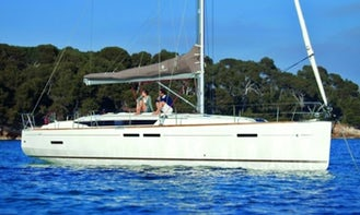 Sun Odyssey 449 Yacht Charter in Bibinje