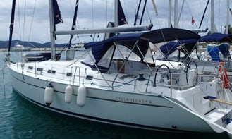 Cyclades 43.4 Yacht Charter in Bibinje